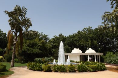Flagship Fountain at Jenburkt, Sihor
