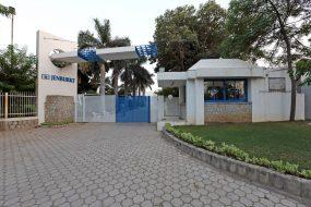 Entrance at Sihor Plant