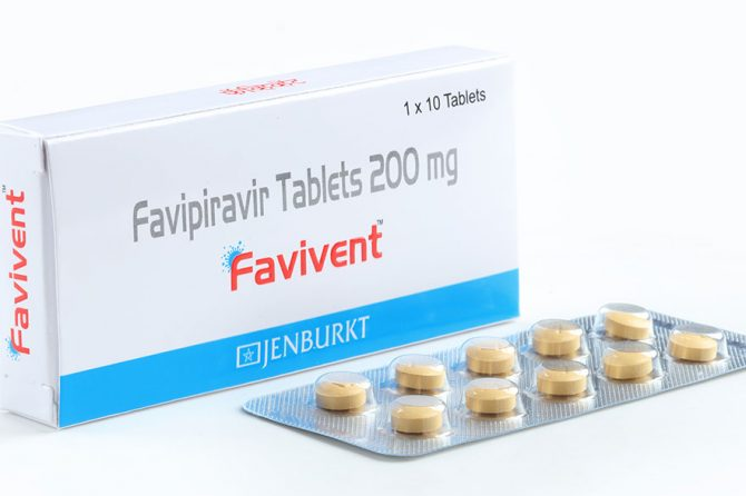 Jenburkt, second in India to launch Favipiravir (Favivent™) to fight COVID-19